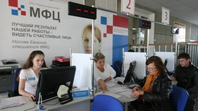 Замена паспорта РФ в 20 и 45 лет через МФЦ - пошаговая инструкция