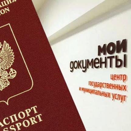 Документы на замену паспорта в 45 лет в 2019 году в мфц